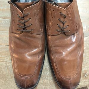 JOHNSTON & MURPHY DRESS SHOES - MENS 13